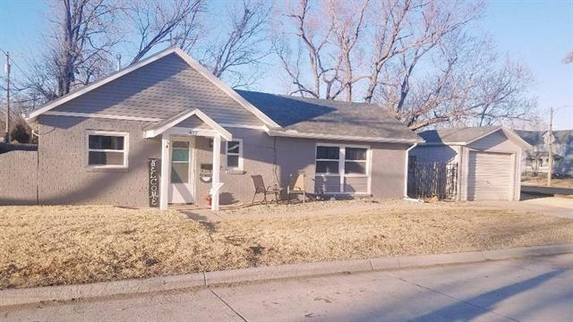 For Sale: 417 E Anna, McPherson KS