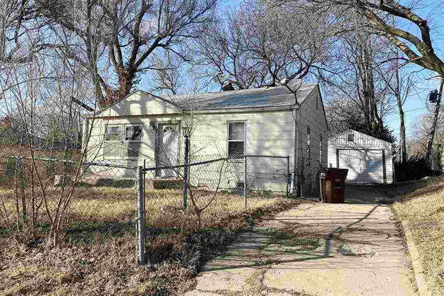 For Sale: 2704 E 14TH ST N, Wichita KS