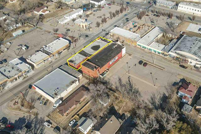 For Sale: 2157 N MARKET ST (Tract 1), Wichita KS