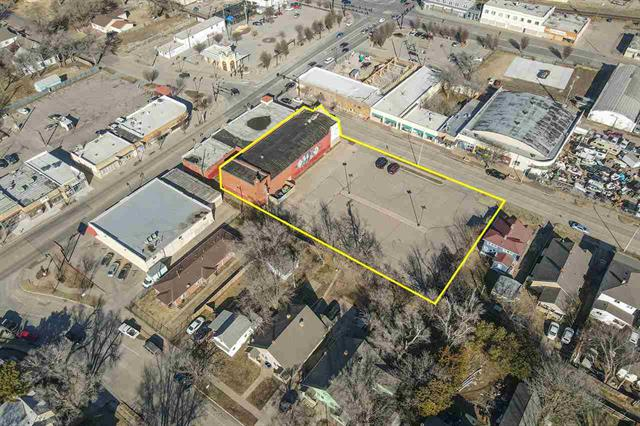 For Sale: 2141 N MARKET ST (Tract 2), Wichita KS