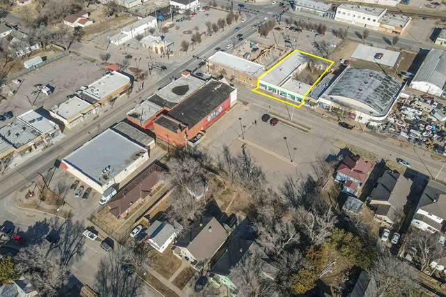 For Sale: 2142 N MARKET ST (Tract 3), Wichita KS