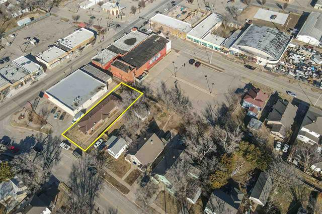 For Sale: 2144 N PARK PL (Tract 4), Wichita KS