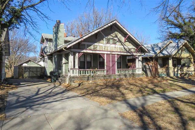 For Sale: 307 S CHAUTAUQUA AVE, Wichita KS