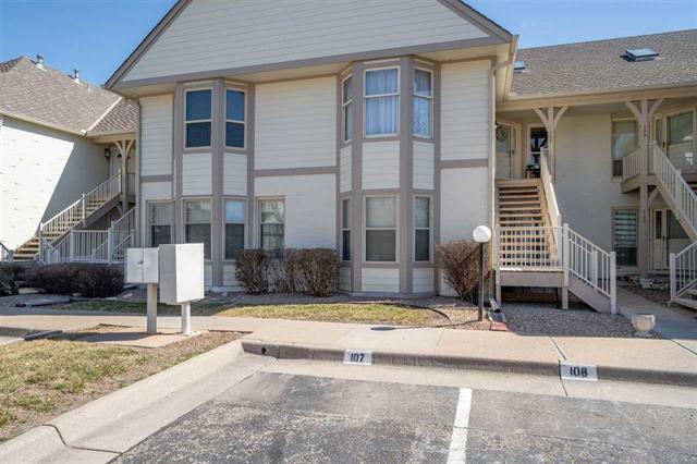 For Sale: 2614 N Executive Way Apt 107, Wichita KS