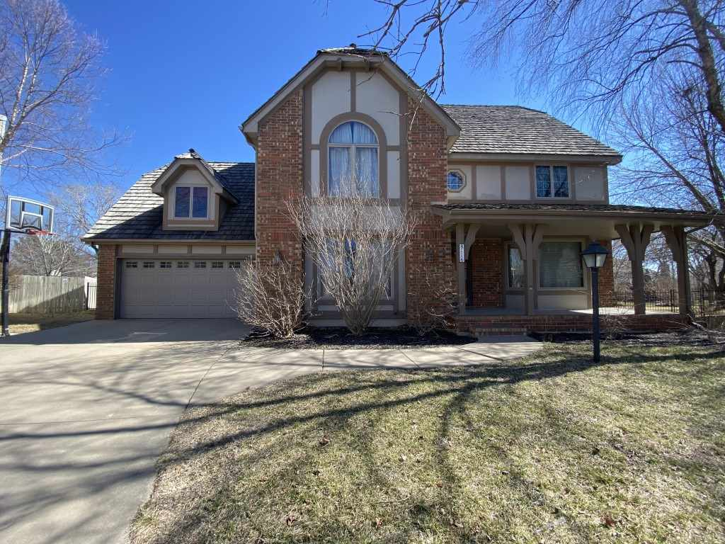 Location! Location! Location! Beautiful home located in north east Wichita's desirable Tallgrass Pen
