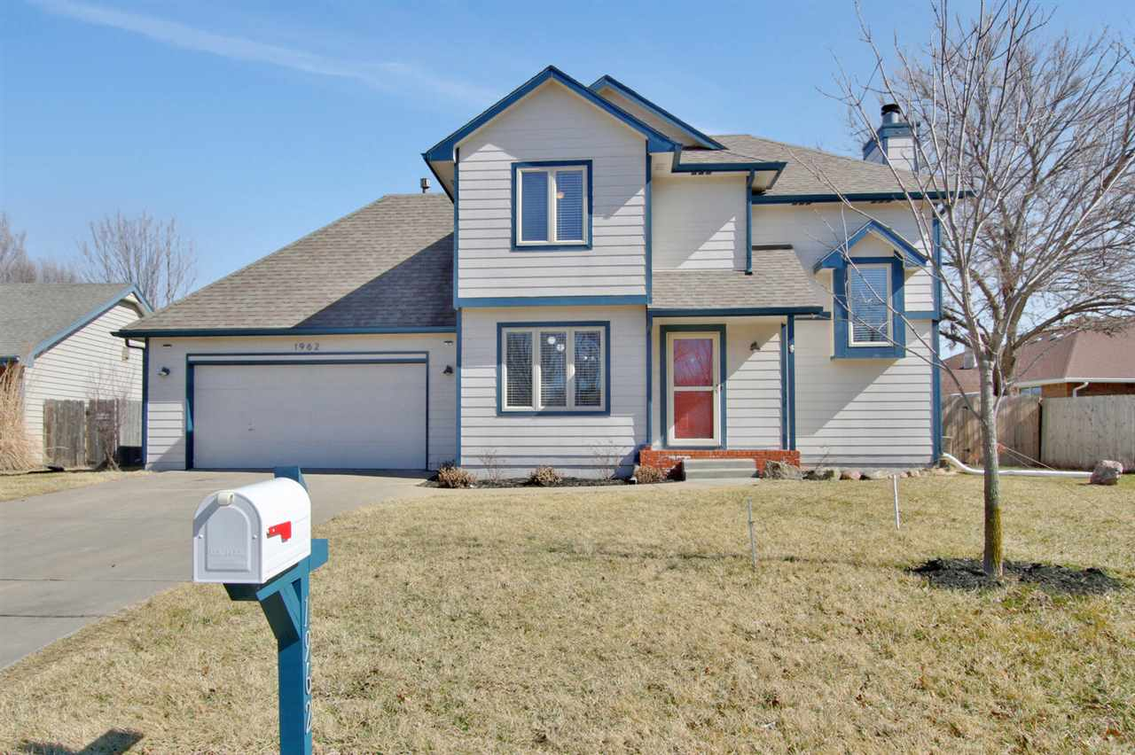 Beautifully updated home in quiet neighborhood just a couple blocks from elementary school! All new