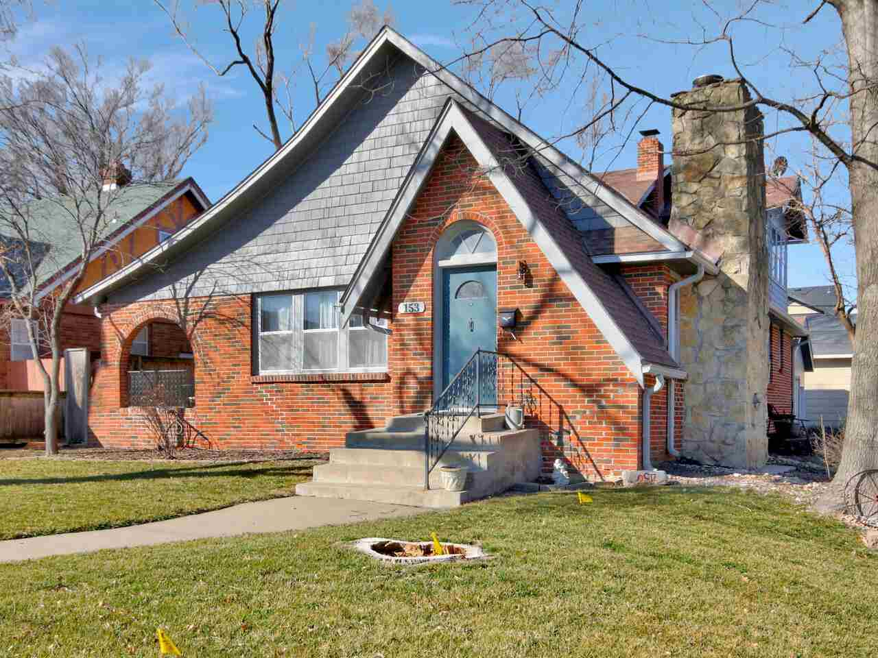 THIS WILL NOT LAST LONG!  College Hill, value, size, and finishes! This 1930's Airplane Bungalow wit