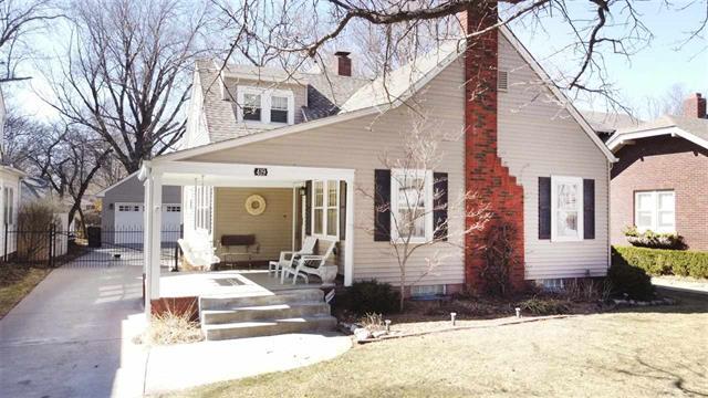 For Sale: 419 S BELMONT ST, Wichita KS