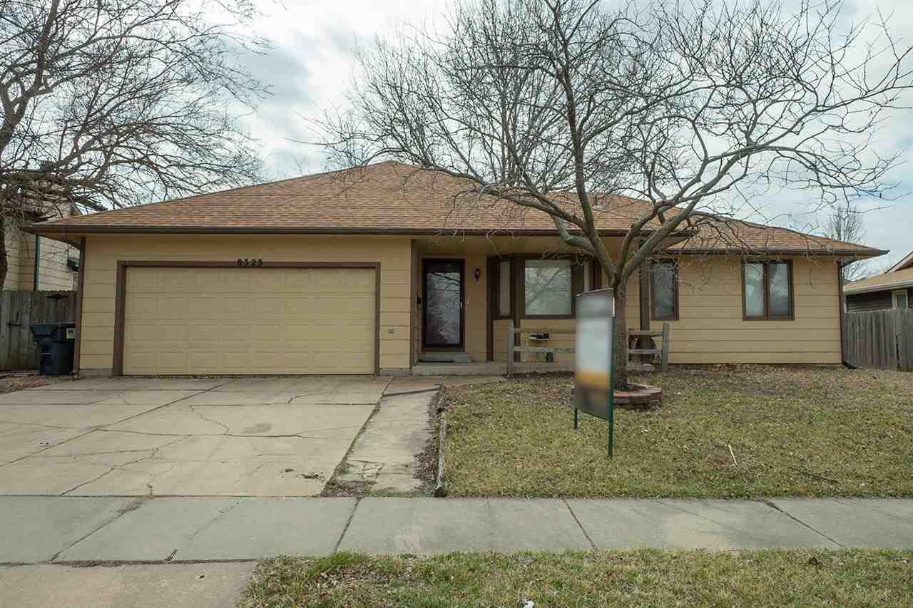 8323 E Zimmerly St, Wichita, KS, 67207