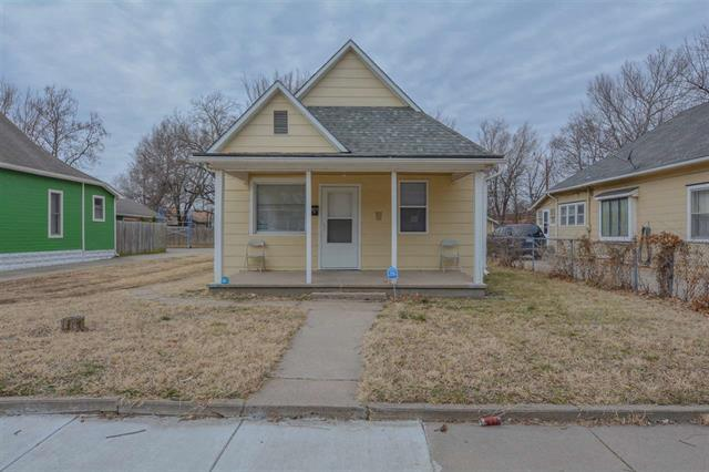 For Sale: 1839 N Fairview Ave., Wichita KS