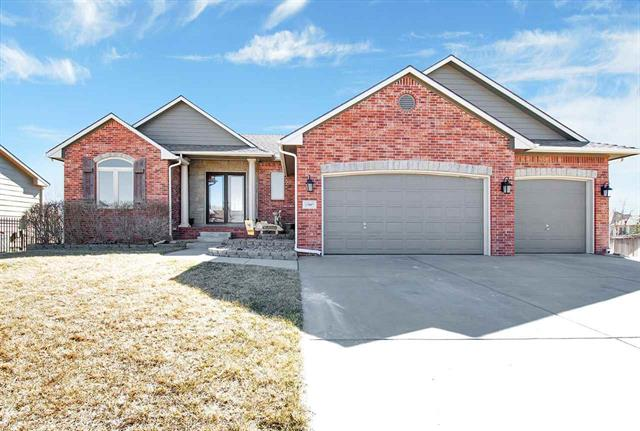 For Sale: 13807 E Mainsgate Circle, Wichita KS