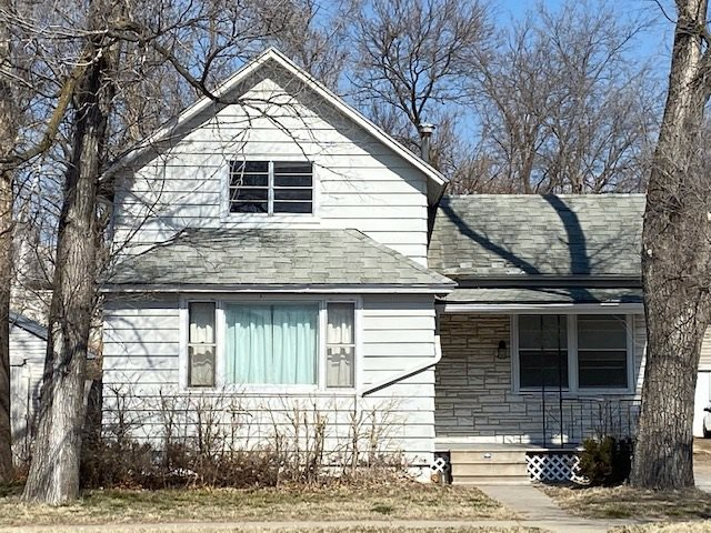 For Sale: 124 W 1st, Newton KS