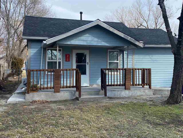 For Sale: 218 N Poplar St, Douglass KS