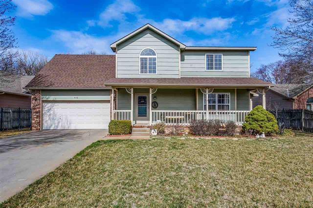 For Sale: 416 W Goff Rd, Valley Center KS