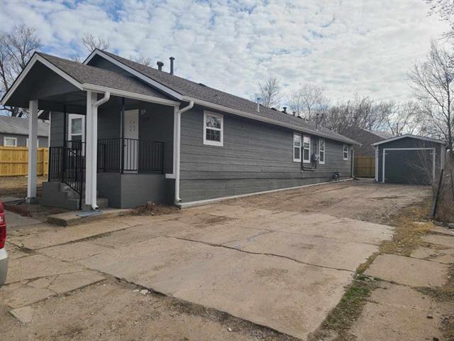 For Sale: 4033 E Ross Pkwy, Wichita KS