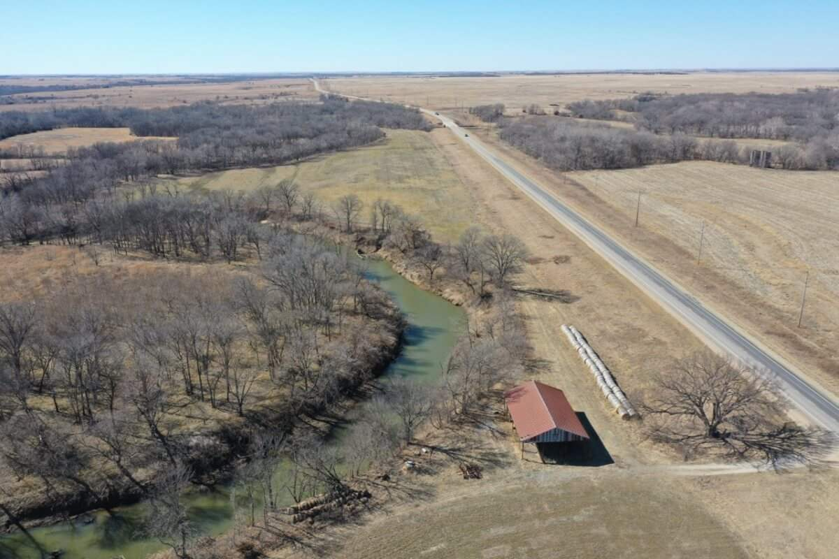 For Sale: 000  US-54 Hwy, Virgil KS
