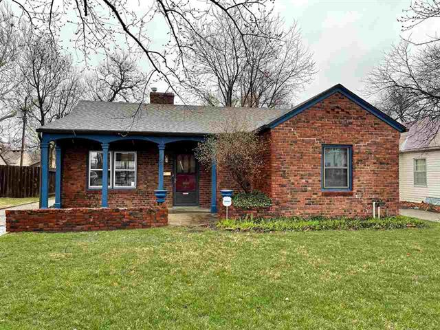 For Sale: 122 S Glendale, Wichita KS