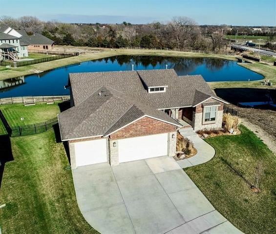 For Sale: 2360 S Ironstone St, Wichita KS