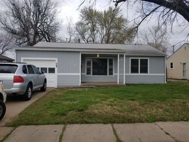 For Sale: 1714 W Dallas St, Wichita KS
