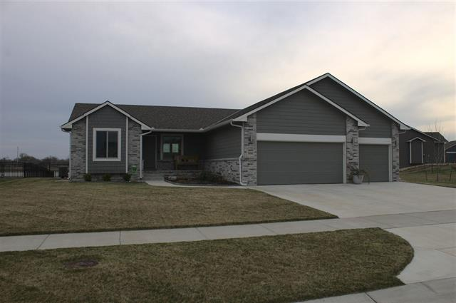 For Sale: 1516 N Aster ST, Andover KS