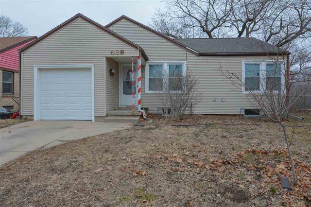 For Sale: 628 S Vassar Ave, Wichita KS