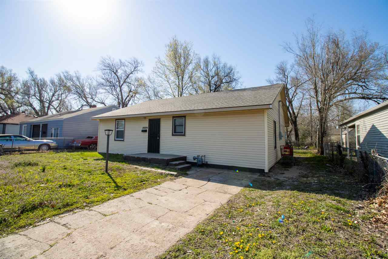 4-bedroom, 1.5-bathroom ranch home located near I-135! This home is newly remodeled and ready to mov