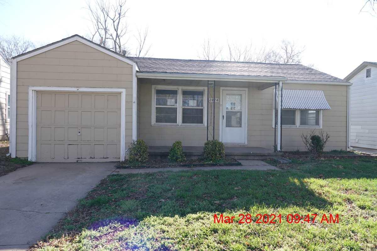 2424 N Woodland St, Wichita, KS, 67204
