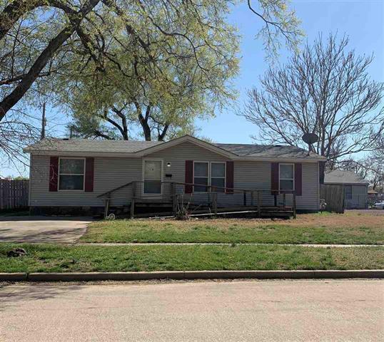 For Sale: 205 E CLARK ST, Wichita KS