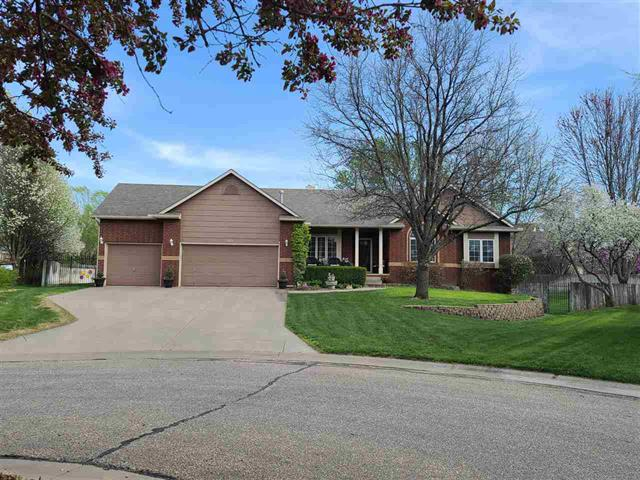 For Sale: 409  Country Hills Dr, Augusta KS