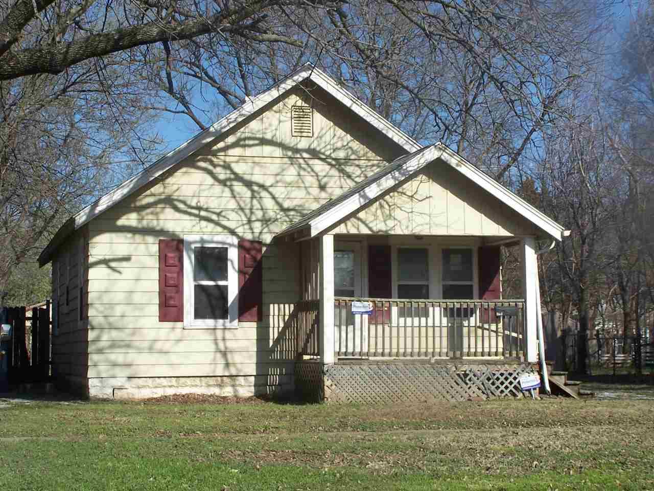 1712 S Ellis St, Wichita, KS, 67211