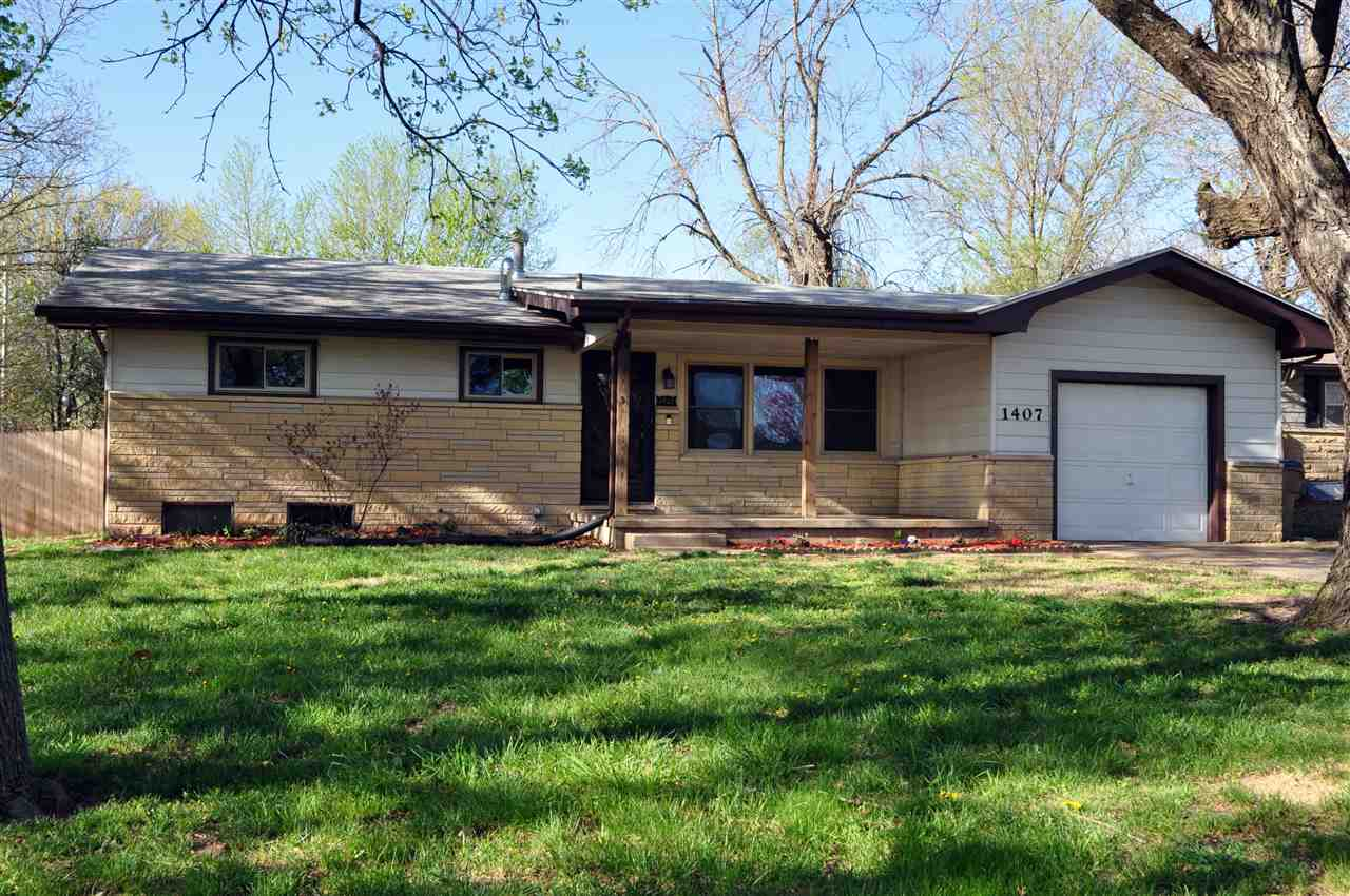 Don't miss your chance at this great home with a large yard in Derby!!  Many improvements have been