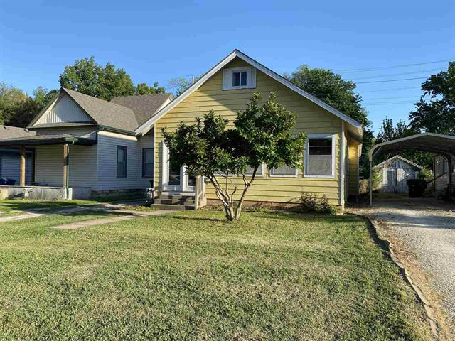 For Sale: 231 E Clark, Augusta KS
