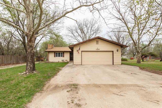 For Sale: 156 W 83rd St S, Haysville KS