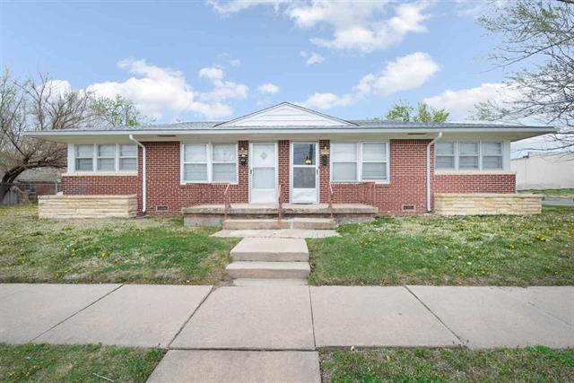For Sale: 6216 E Lincoln St, Wichita KS