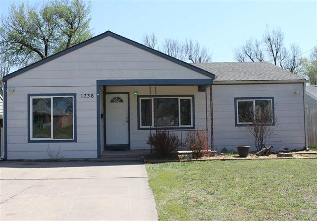 For Sale: 1736 S Dodge Ave, Wichita KS