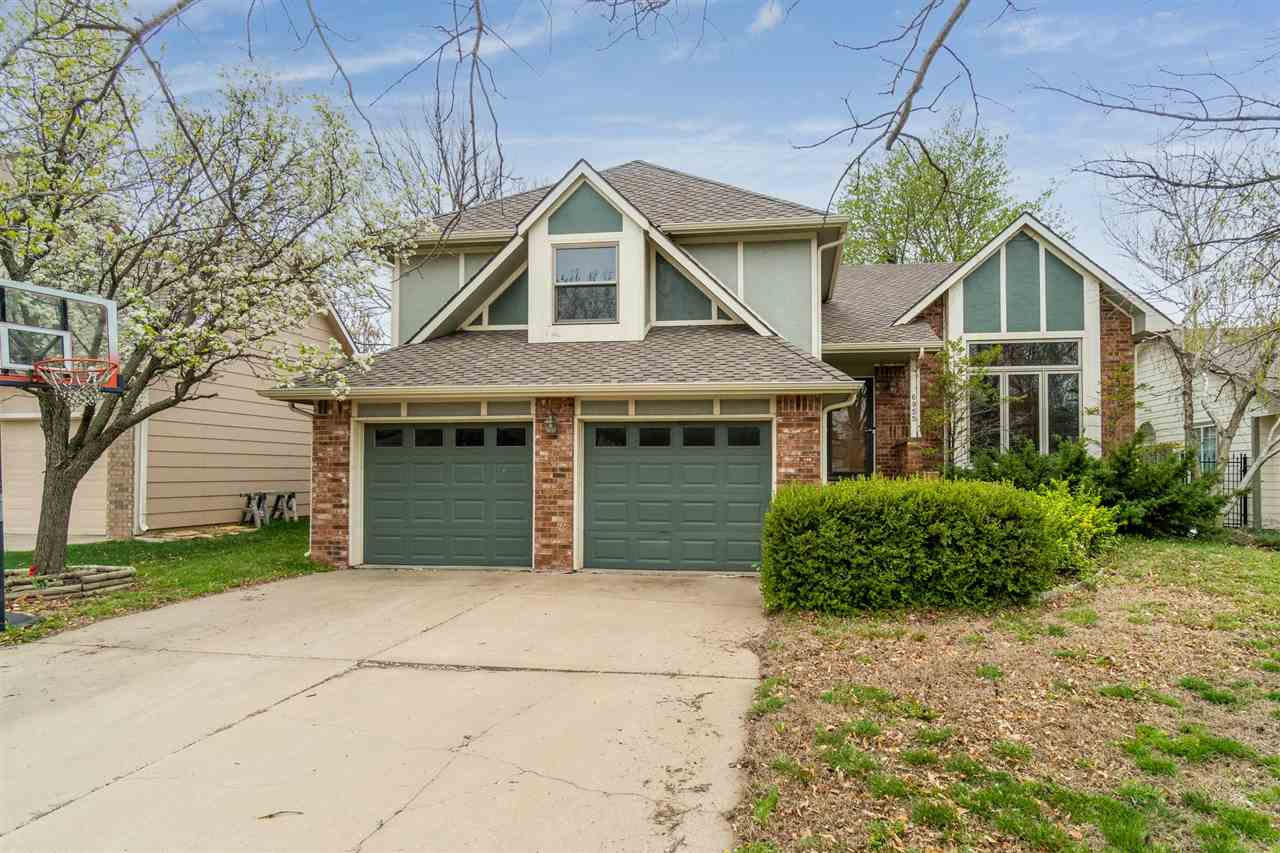 Welcome Home!! This beautiful home has so much living space everyone could have their own level. Wal