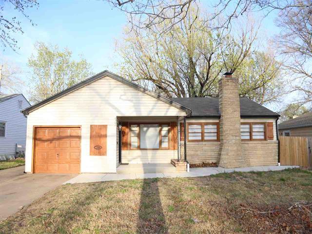 For Sale: 2308 S Pershing St, Wichita KS
