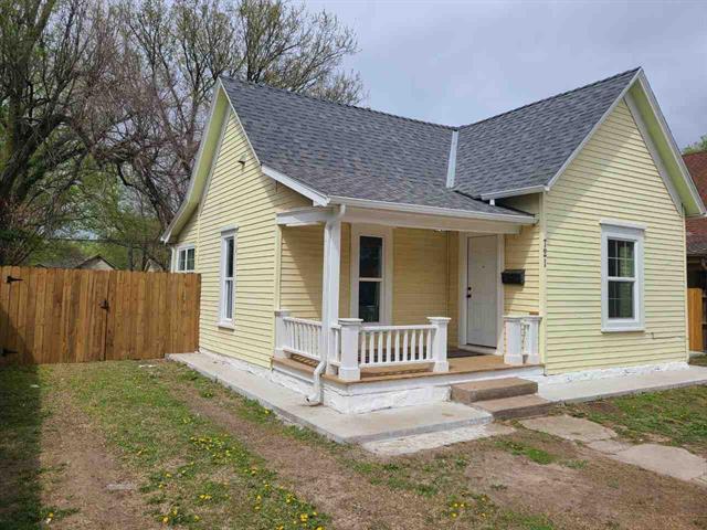 For Sale: 721 S Pattie St, Wichita KS