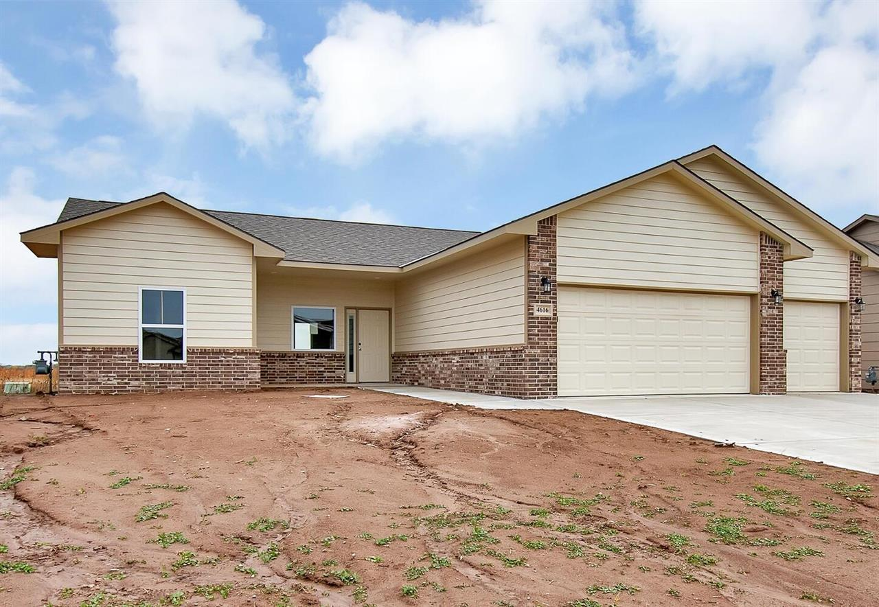 For Sale: 4616 S Flora St, Wichita KS