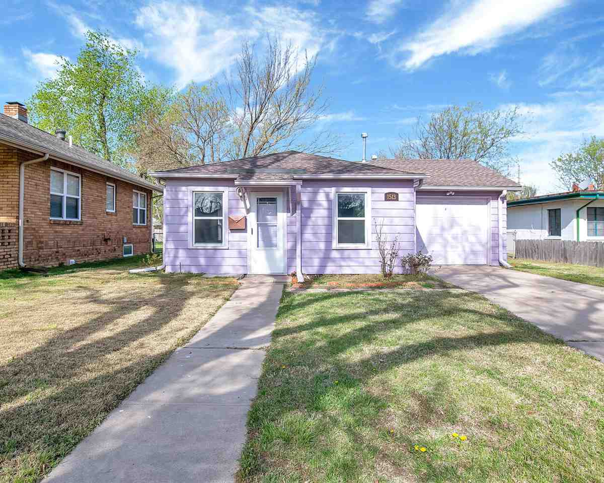 1513 S Martinson St, Wichita, KS, 67213