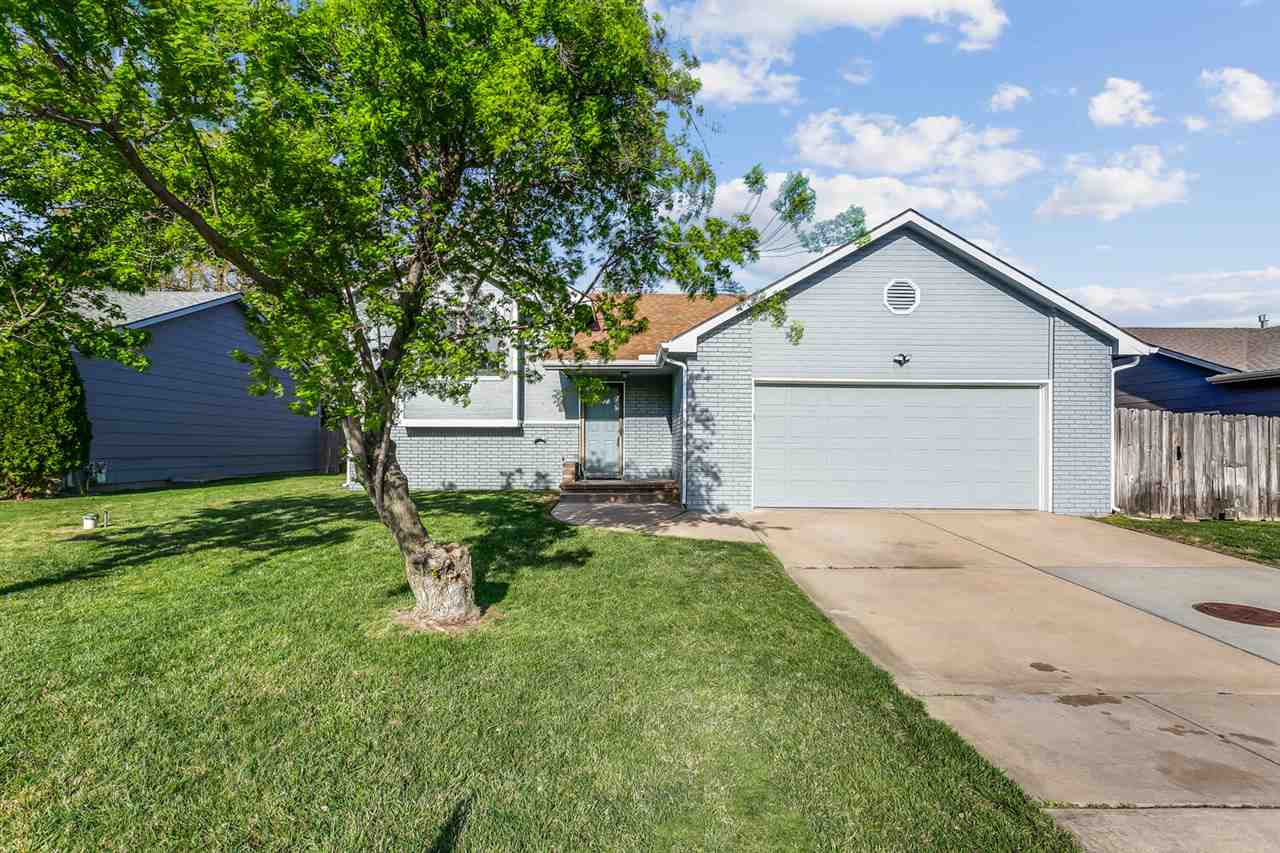 Newly remodeled and move-in ready in a great westside neighborhood. This beautiful home has it all,