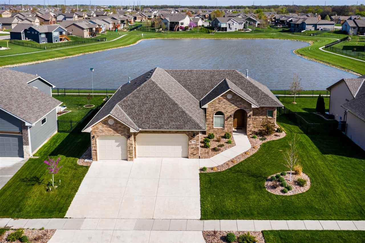 This 2018, custom built home is loaded with extras and upgrades! There is no way you could build thi