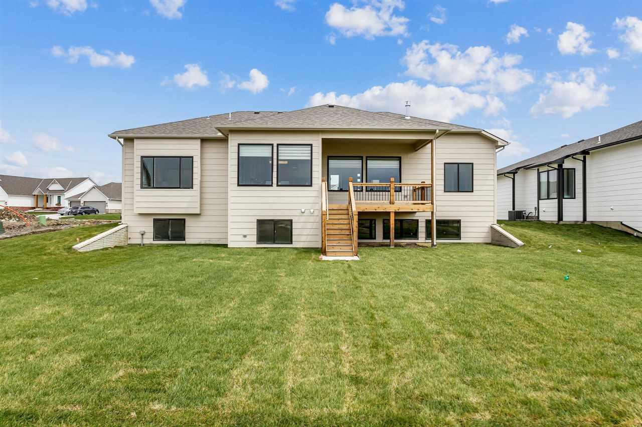 For Sale: 2419 N Bluestone St, Andover KS