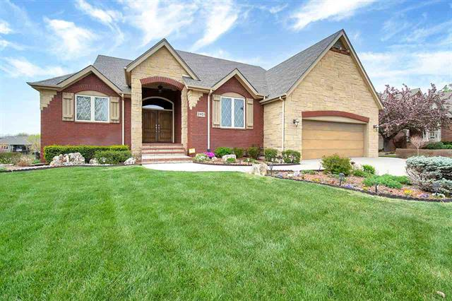 For Sale: 2401 N Fairway Ln, Derby KS