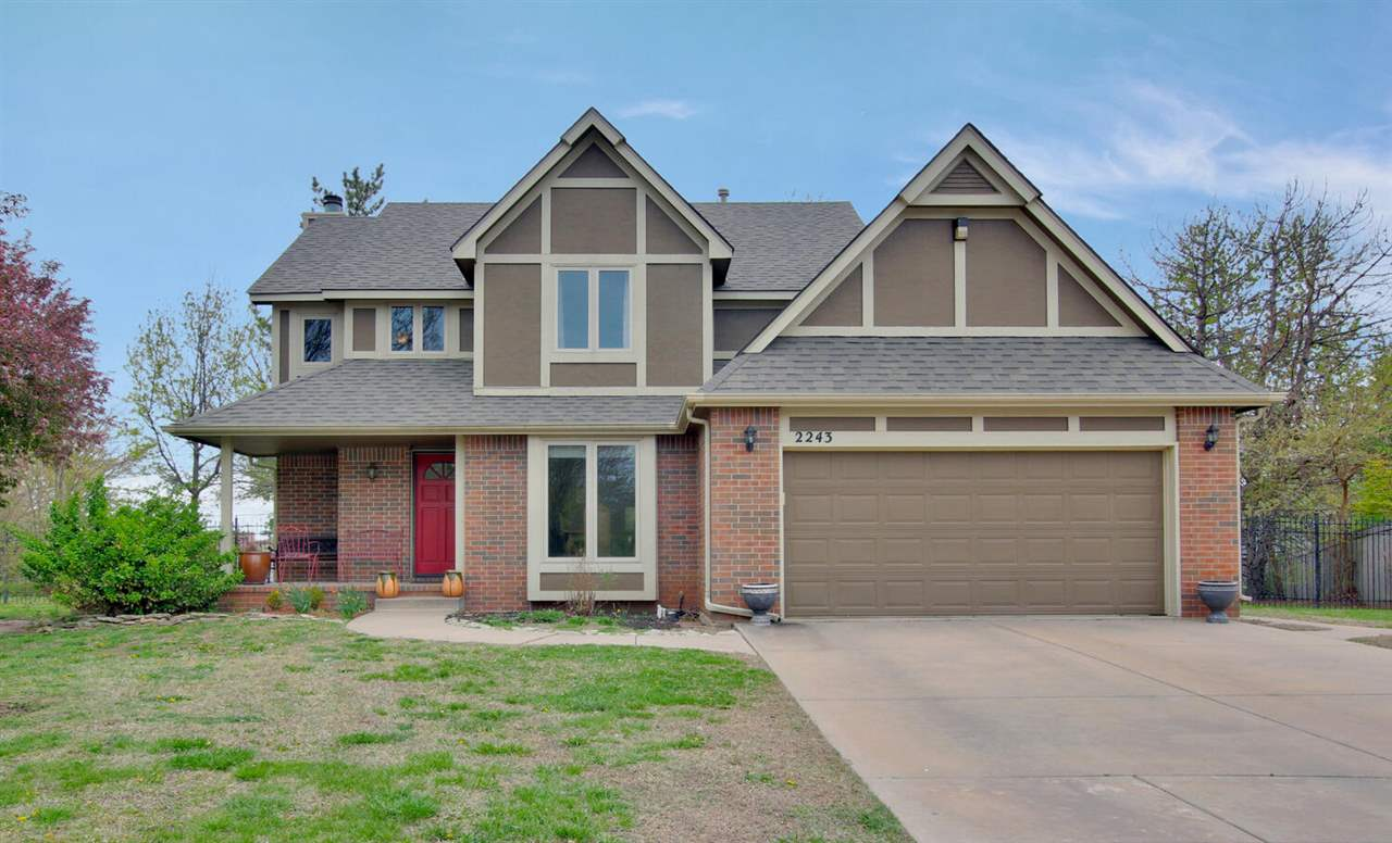 Nestled in Tallgrass East, this 4 bedroom 3.5 bath house is the perfect place to call home. All new