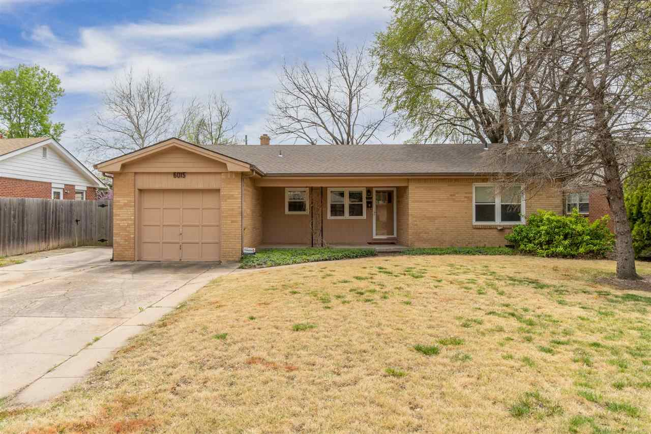 This ranch style home has 3 bedroom and 2 bathrooms all on one level.  Main floor laundry.  All appl