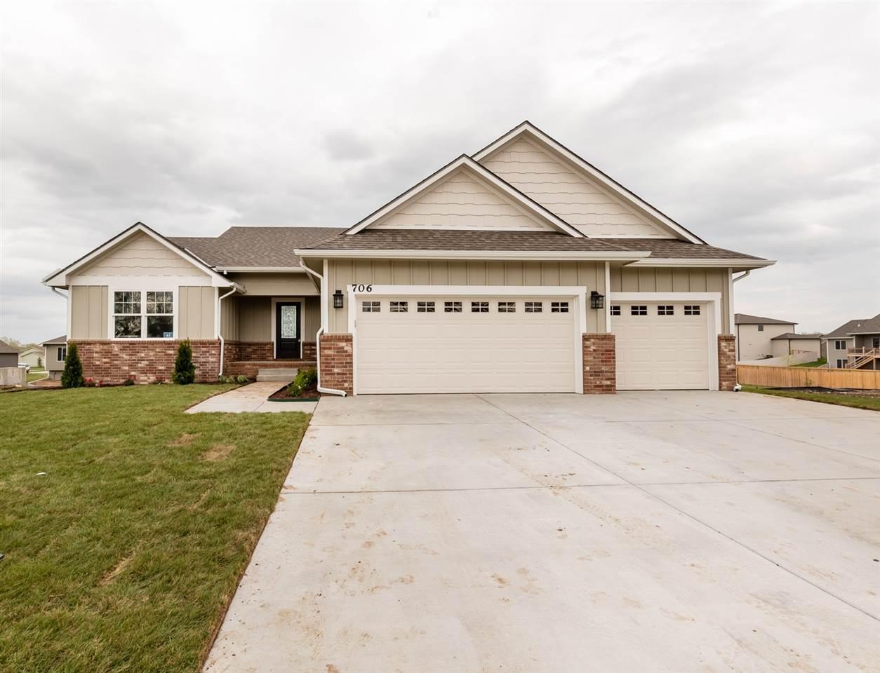 For Sale: 706 S Clear Creek St, Wichita KS