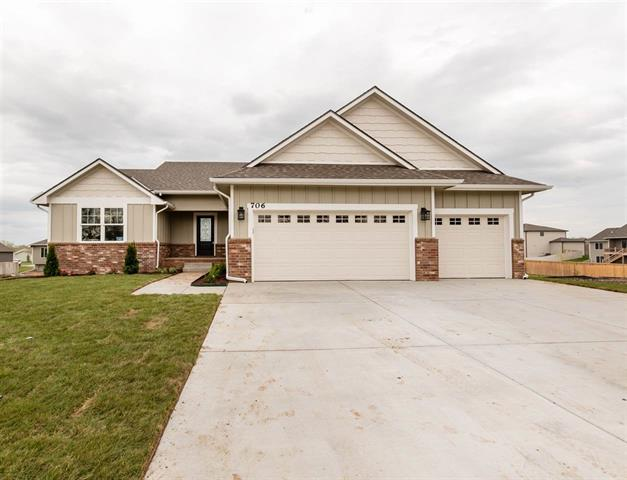 For Sale: 706 S Clear Creek St, Wichita KS