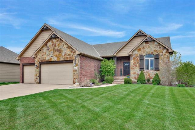 For Sale: 9905 W Westlakes Ct, Wichita KS