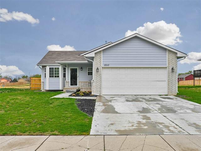 For Sale: 2210 E 26TH ST N, Wichita KS